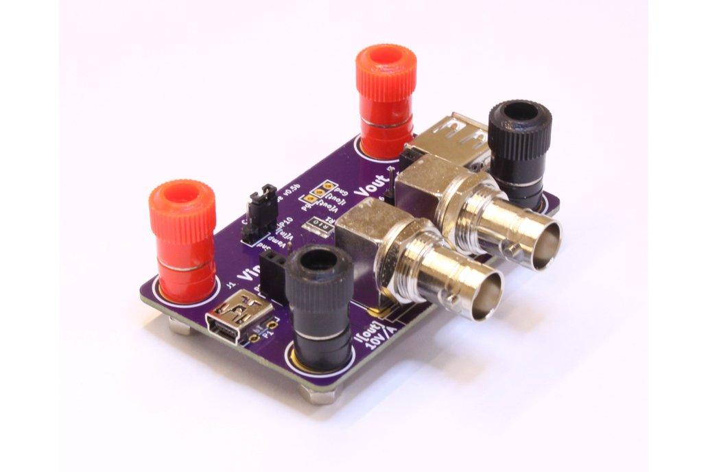 Oscilloscope Current Probe Adapter 2