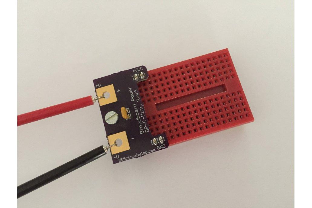 Breadboard Power Adapter Mini 1
