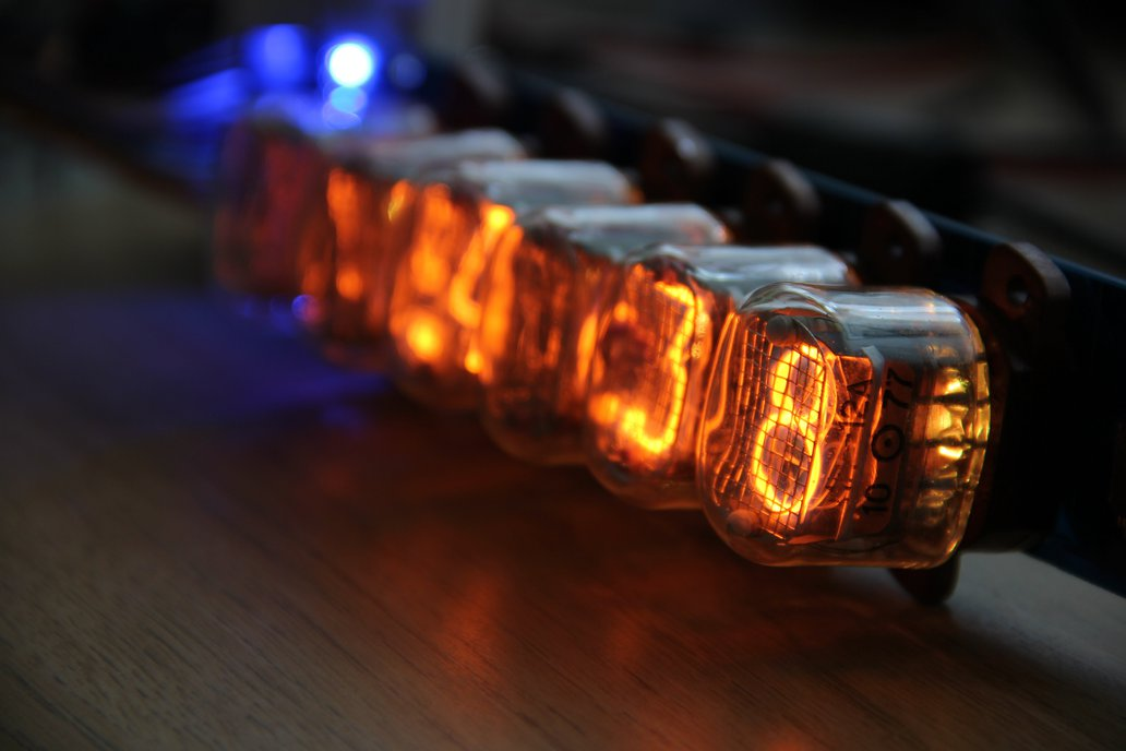 Nixie Tube Driver 1
