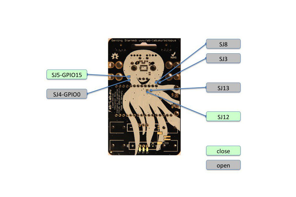 #IoT OCTOPUS - Badge for IoT Evaluation 8