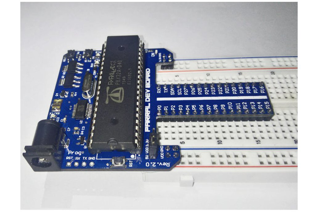 Parral Development Board for Beginners 1