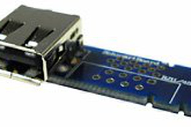 201-0108-01 Board w/ Type A Connector Soldered