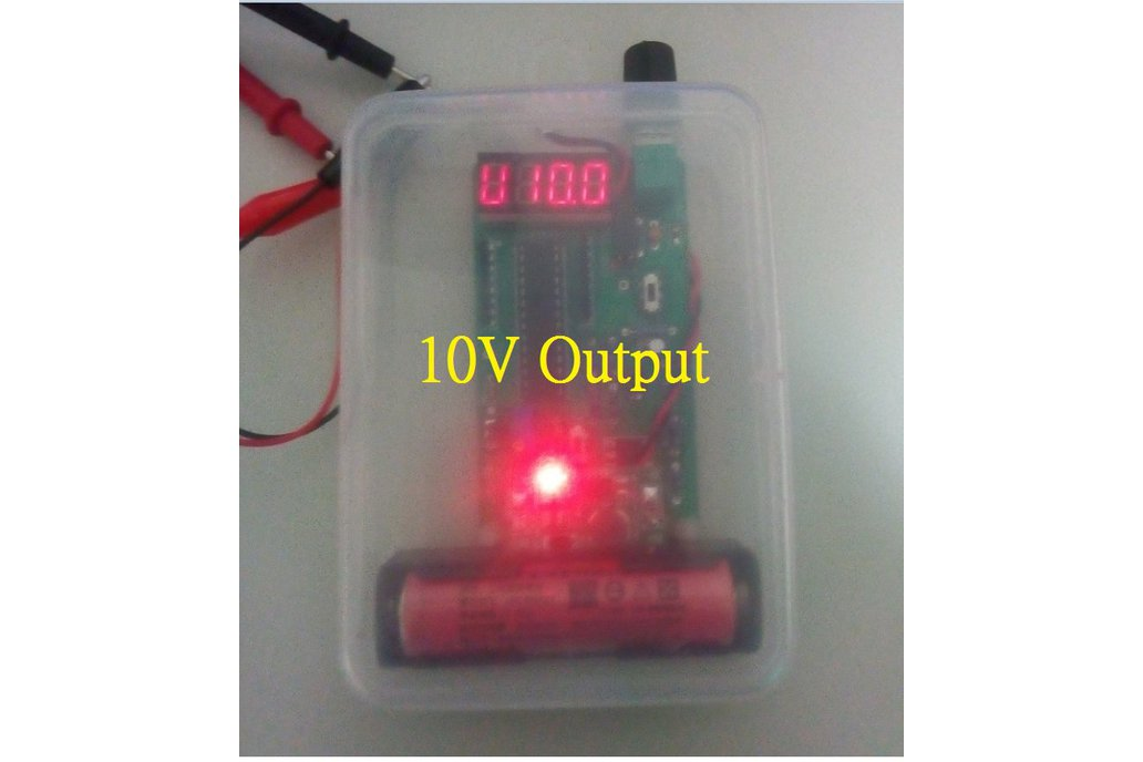 2- in-1 0-24mA current  + 0-10V signal generator 1