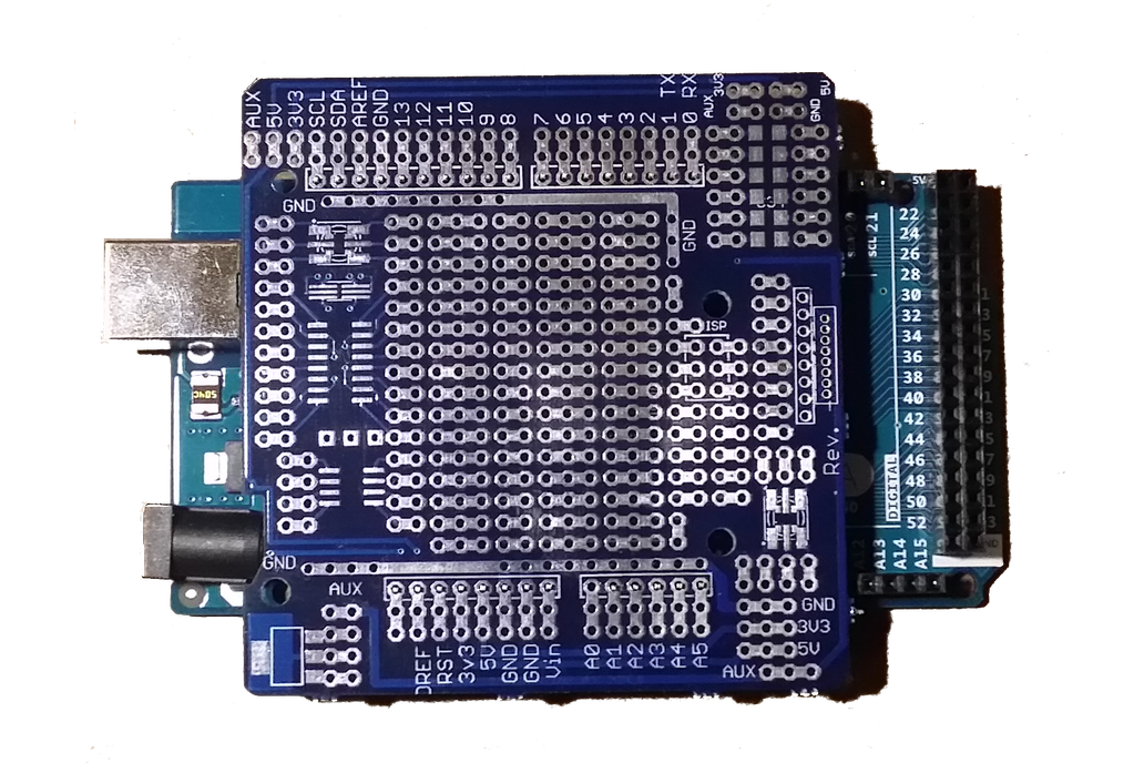 Prototyping Shield for Arduino 1