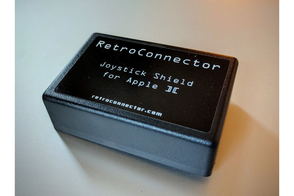 RetroConnector Joystick Shield 5