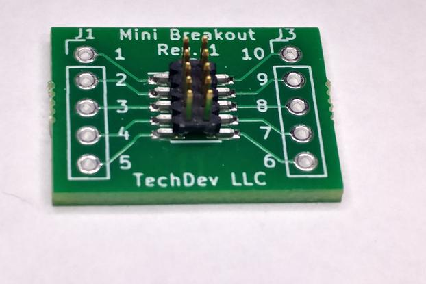 Mini-Breakout Board