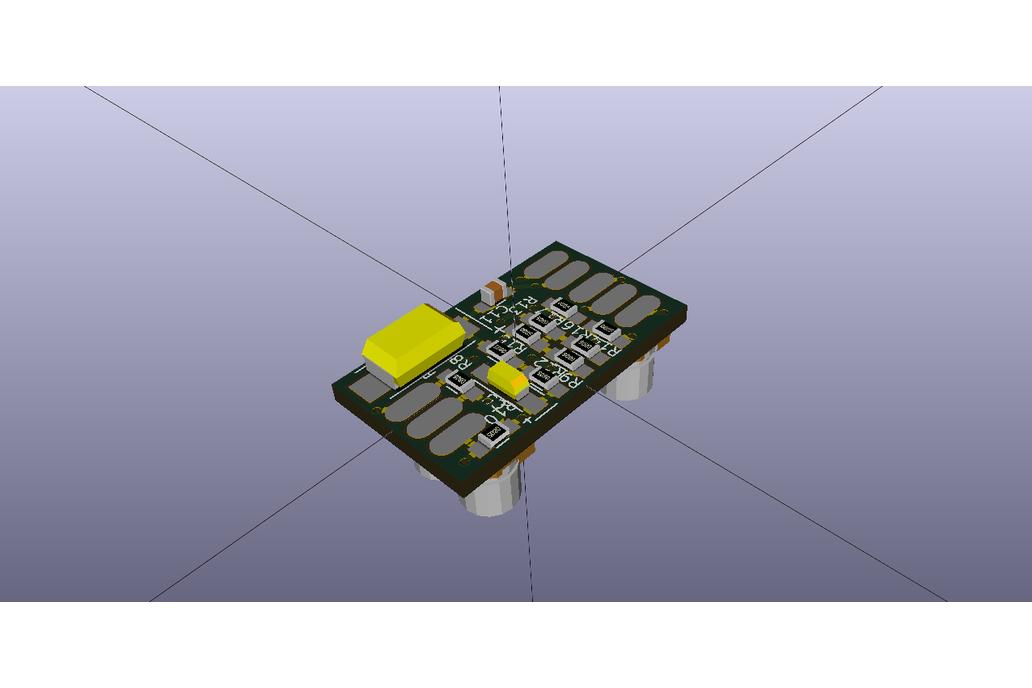 single voltage audio preamplifier 3