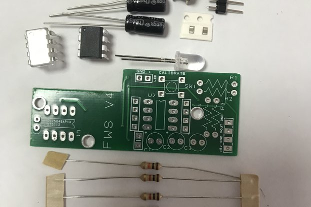 3DPRINTER Filament Width Sensor Kit V4