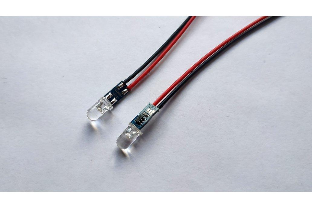 10/20mA Linear CC LED Driver 1