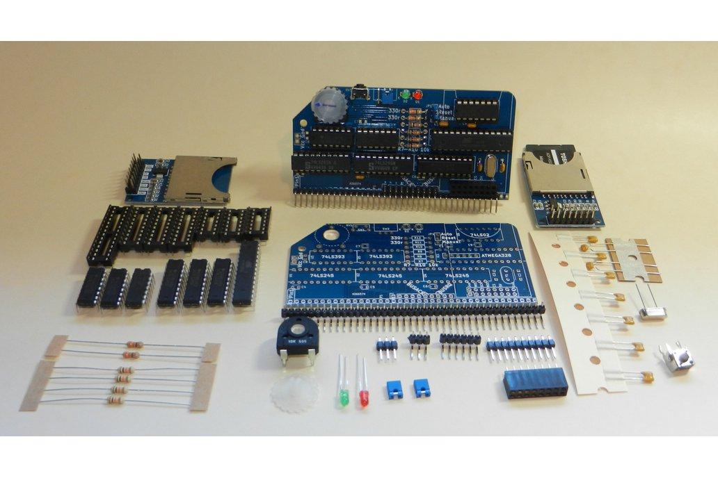 RC2014 SD Memory Dump Module 1