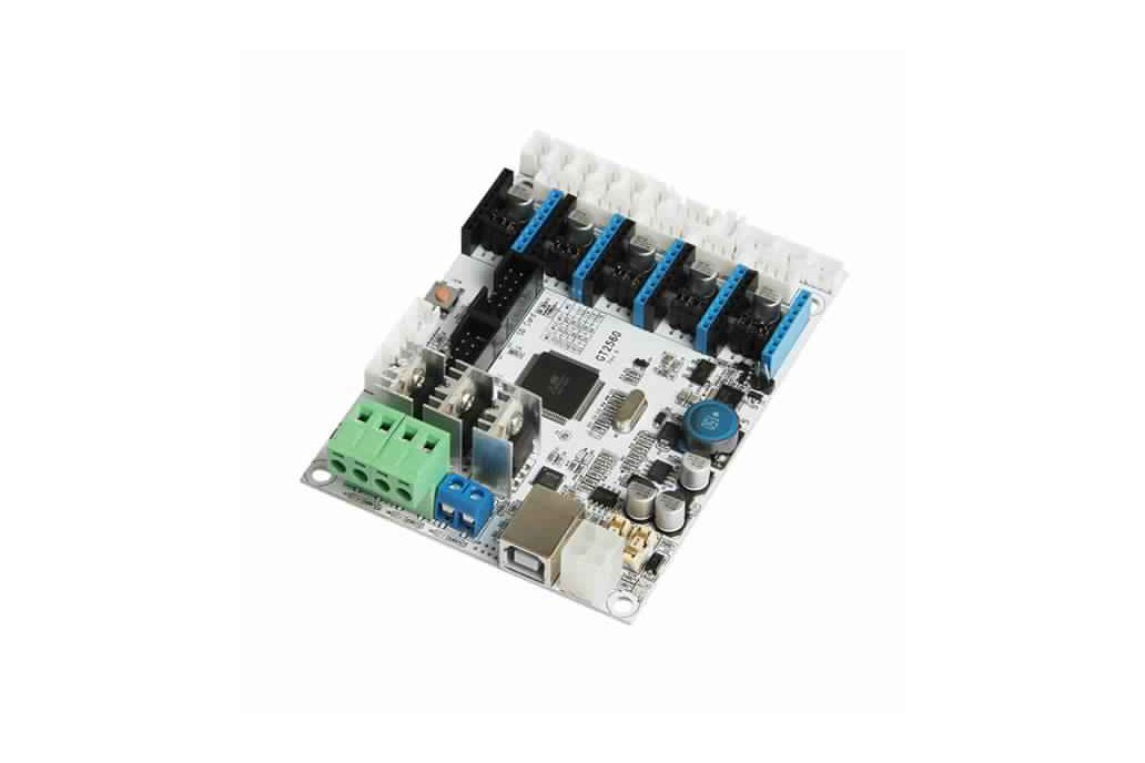 Geeetech® GT2560 3D Printer Controller Board  5