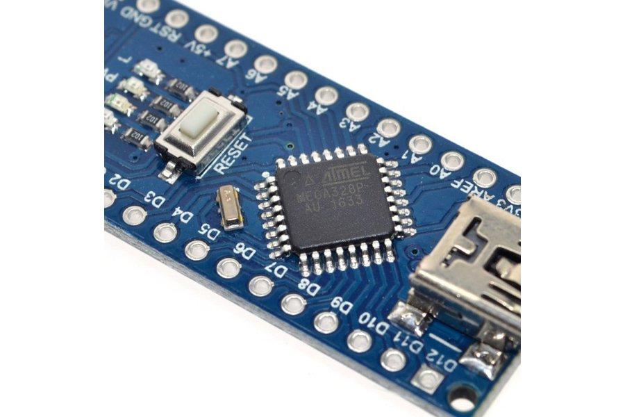 Nano CH340/ATmega328P