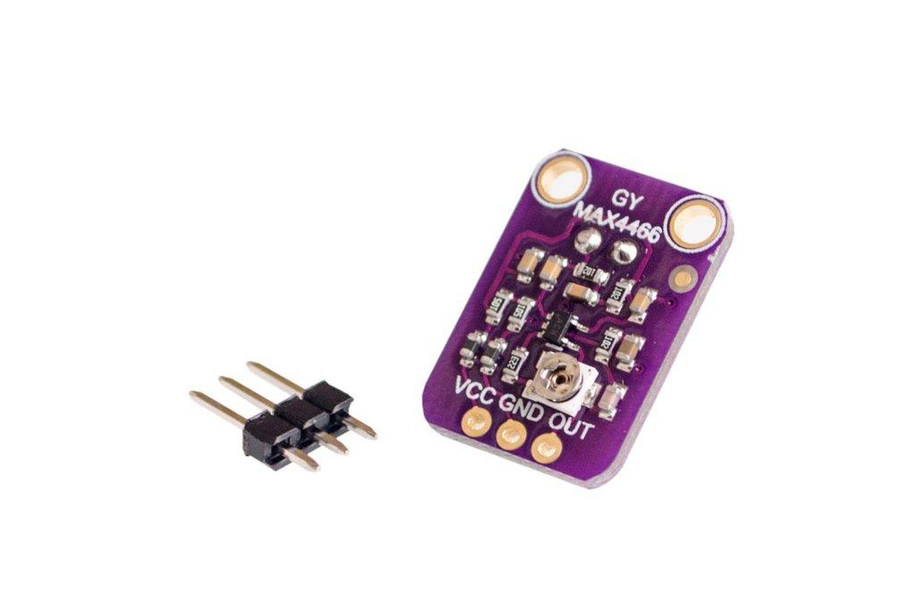 MAX4466 adjustable amplifier module 1