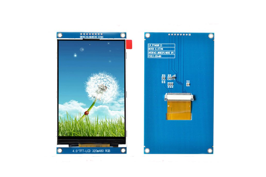 320*480 4.0inch TFT LCD Display Module_GY18325 1