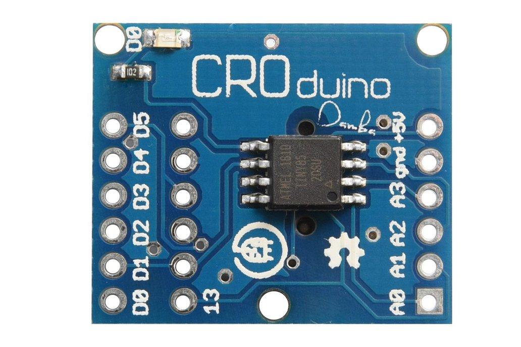 Croduino Damba - ATTINY85 Arduino compatible board 1