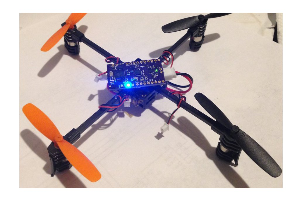 SuperFly Hackable ESP8266 Flight Controller 6