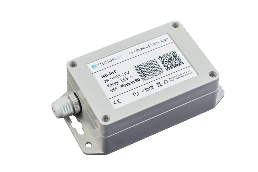 NB-IoT low power data logger 1
