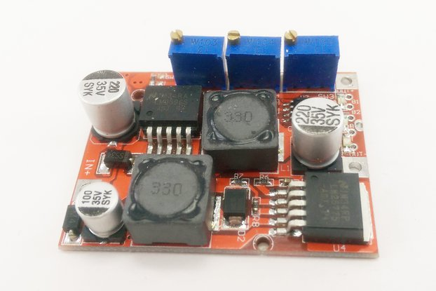 LM2596 Step Down Constant Current Constant Voltage