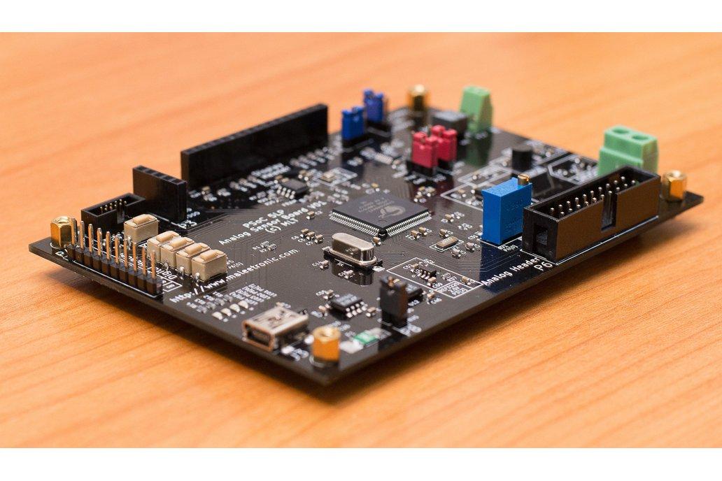 MLT PSoC 5LP Analog Sensor Board 1