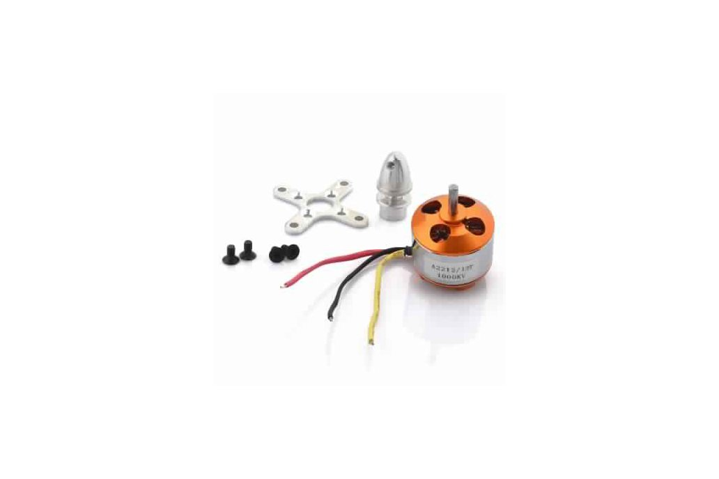 1000KV Brushless Motor for RC Multicopter  4