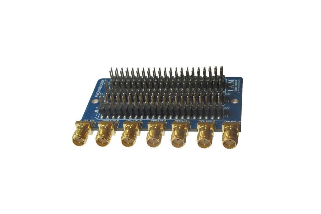 FPGA Mezzanine Card (FMC) LPC Pin Header Board 1