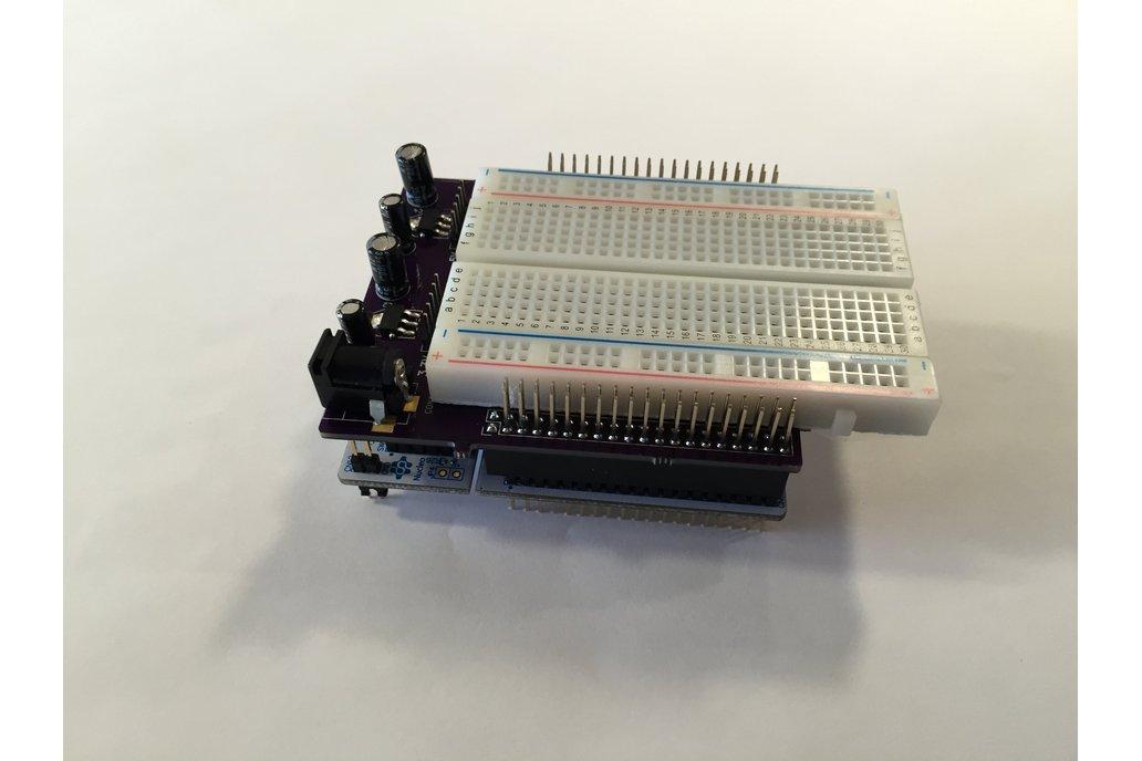 STM32 Nucleo Morpho Expansion Breadboard 5