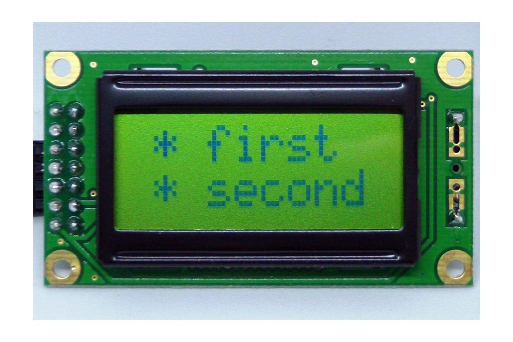 0802 LCD I2C Adapter 2