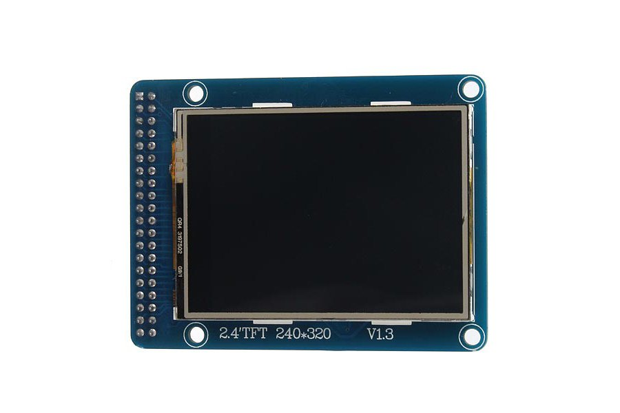 2.4 In LCD Touch Panel Display