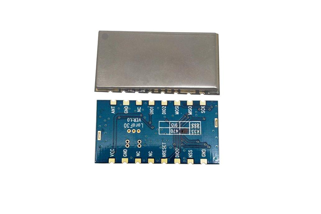 Lora1276F30 500mW 6-8km  868MHz /915MHz  RF module 2