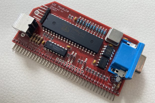 UX Module PCB