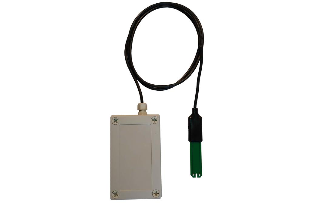 LoRaWAN Soil Moisture, Temperature, EC sensor 1
