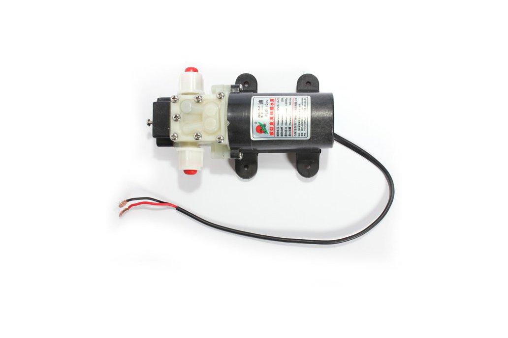 DC 12V Diaphragm Water Pump 3.2L/Min 25w Automatic Switch 1
