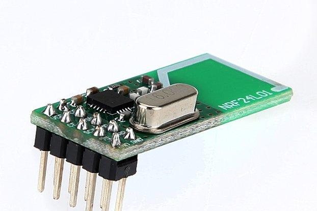 NRF24L01 2.4GHz Wireless Transceiver Module