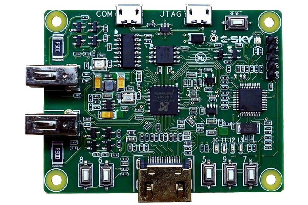 C-SKY Linux Development Board VS OrangePi NanoPi 1