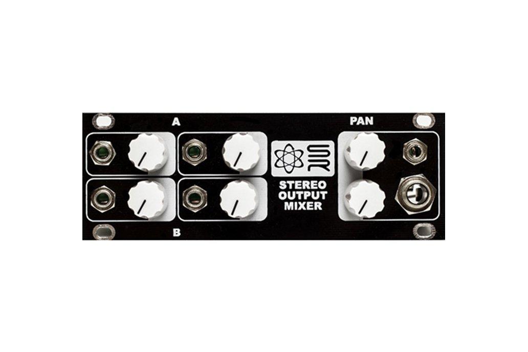 1U Stereo Output Mixer 1