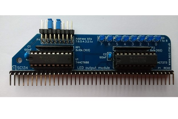 SC134 LED Output Module Kit for RC2014