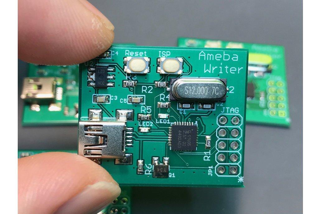 Ameba (RTL8710) programmer for Arduino IDE 1