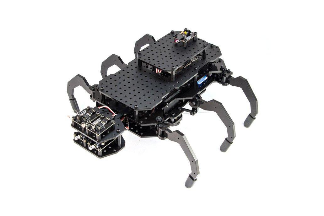 RobotGeek Antsy Hexapod Kit 2