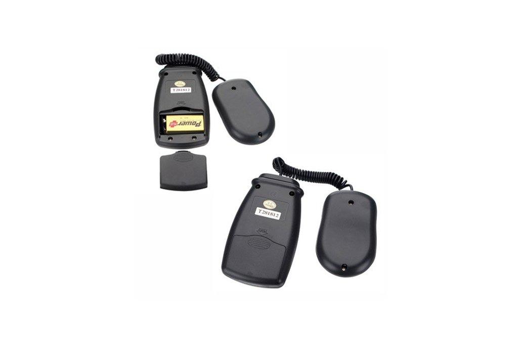 Professional LX1010B Digital LCD Light 50000 Lux 2