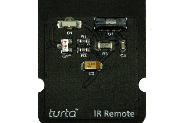 Turta IR Remote Module for IoT Node