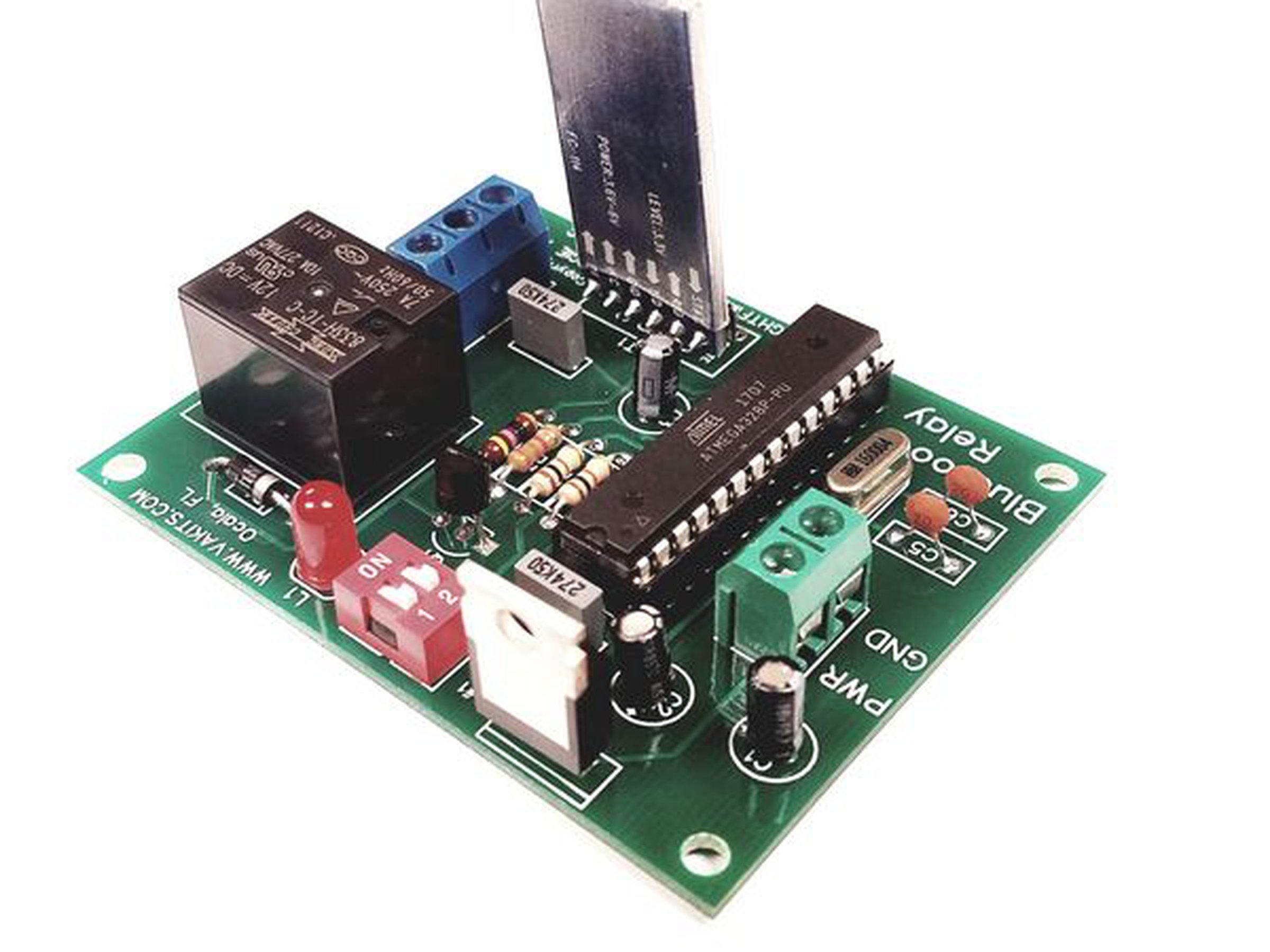 Arduino Bluetooth Relay Board Kit Built Tested From Nightfire Switch 2