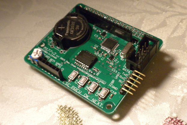 Reduced Human Interface Device for Pi (M177v2)