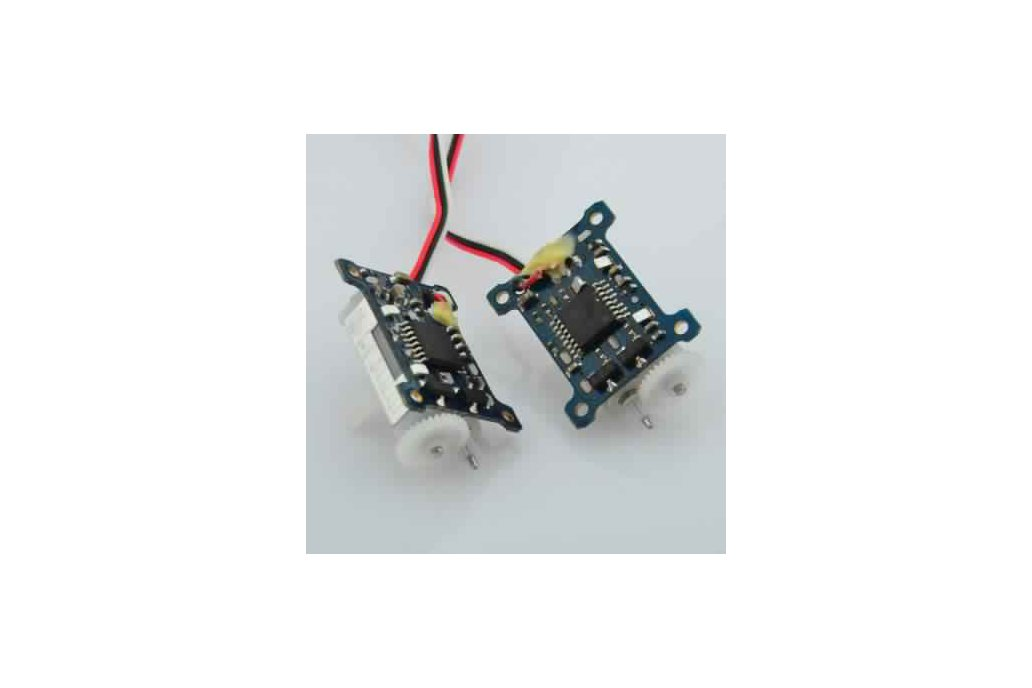 Super Micro Steering Gear/Servo for R/C Airplane  3