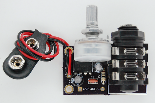 Tymkrs Amplify Me (LM386 Amplifier Kit)