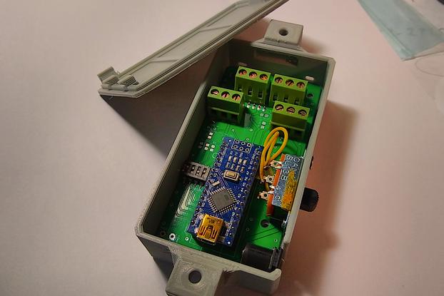 GPOD - A Neopixel Grow Light Controller