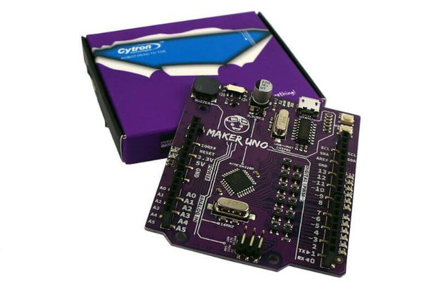 Maker UNO - Arduino UNO Compatible