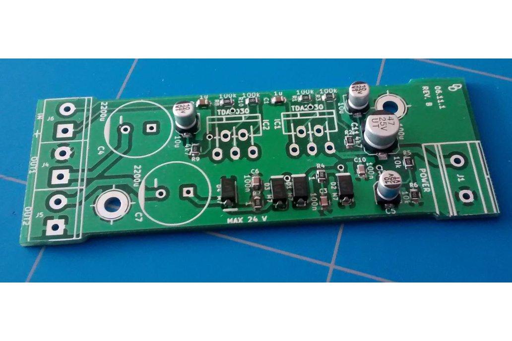2 x 20 Watt DIY Audio Amplifier 1