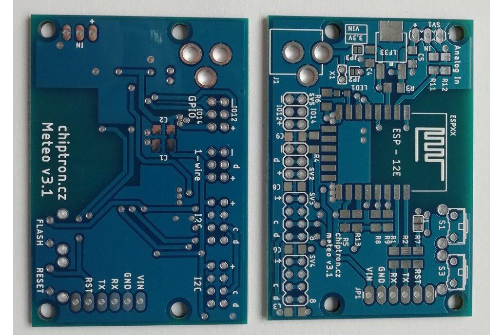 Meteo V3.1 (Bare PCB) 1