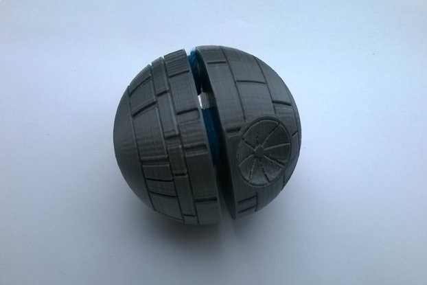 Deathstar-like Yo-yo