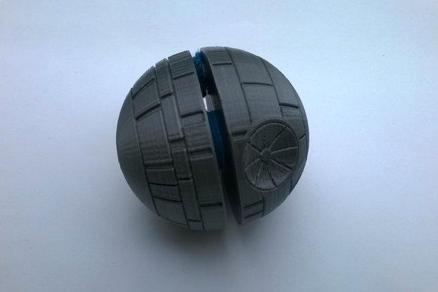 Deathstar-like Yo-yo